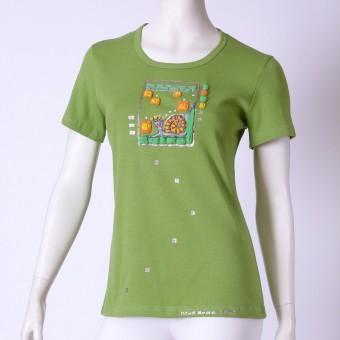 Ručne maľované tričko (48)